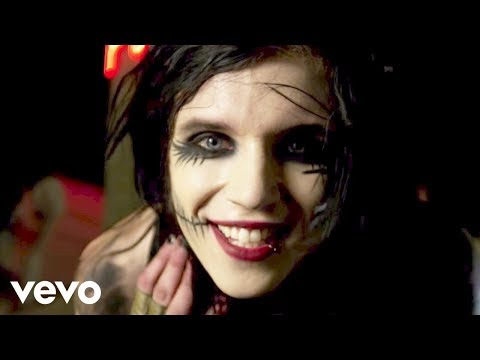 Kiss, te vagy az? - Black Veil Brides - Set The World On Fire (2011)