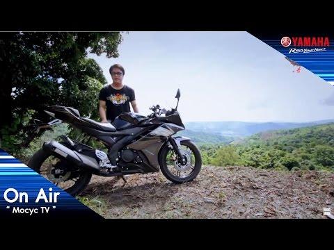 [รีวิว] Review Yamaha R15 (Test riding) [Yamaha On Air - Mocyc TV]