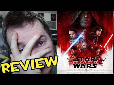 Star Wars: The Last Jedi Revie star wars  the last jedi
