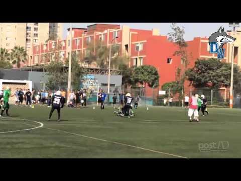 Peru - Dire Wolves Peru Vs Raptors, Promocional 2015 (football Americano Peruano Para El Mundo)