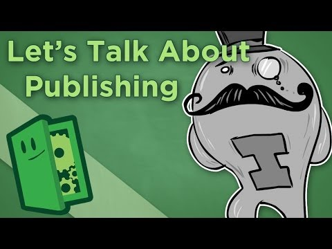 Let's Talk About Publishing - EC Indie Fund - Extra Credits