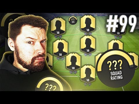 MY HIGHEST RATED DRAFT EVER! - #FIFA18 DRAFT TO GLORY #99