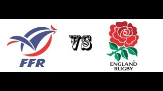 Tournoi des 6 Nations France vs Angleterre 10/03/2018