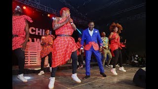 Churchill Intro - Churchill Show Kitengela