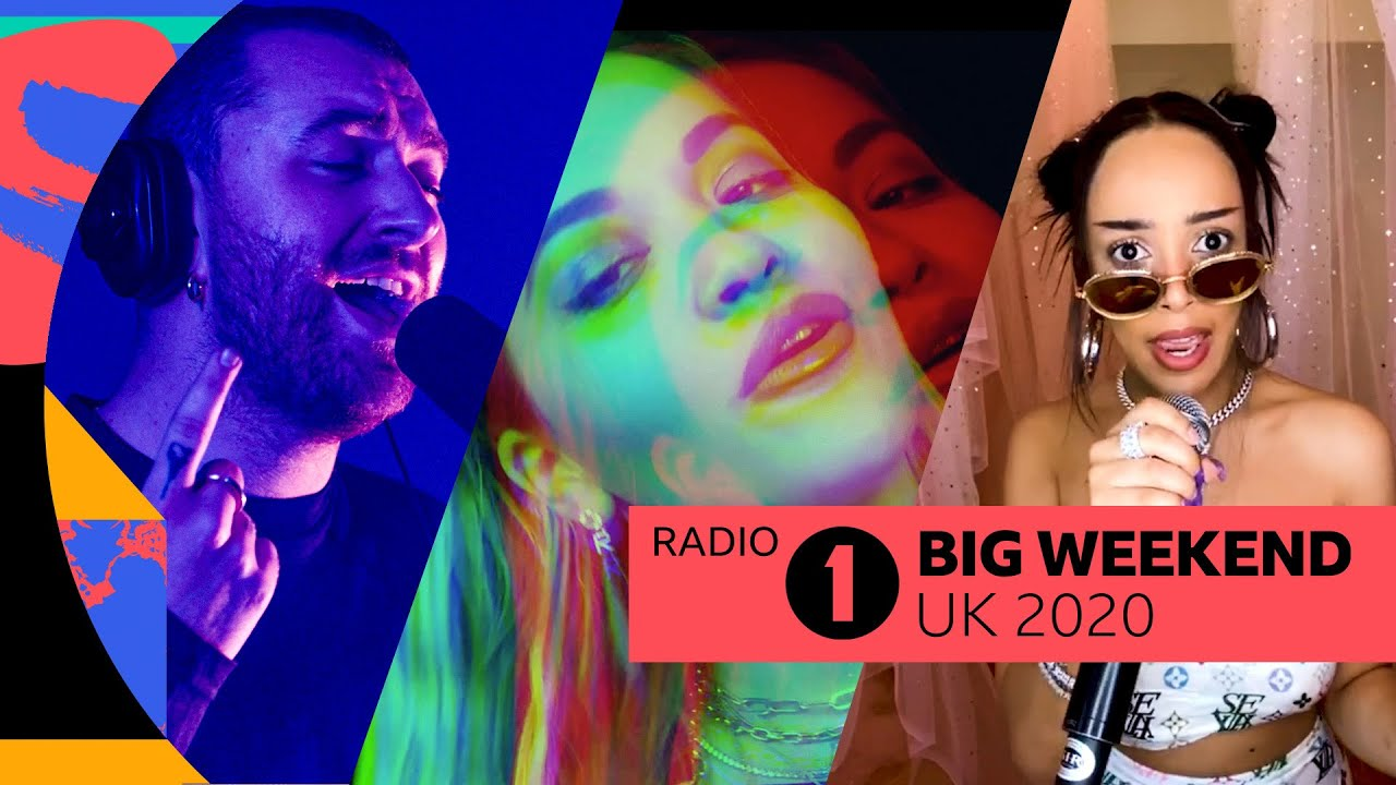 Best of Radio 1's Big Weekend 2020