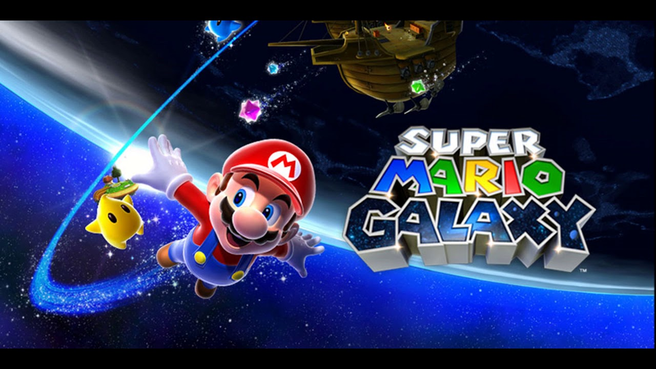 Luma - Super Mario Galaxy Music 10 Hours - Youtube-9707
