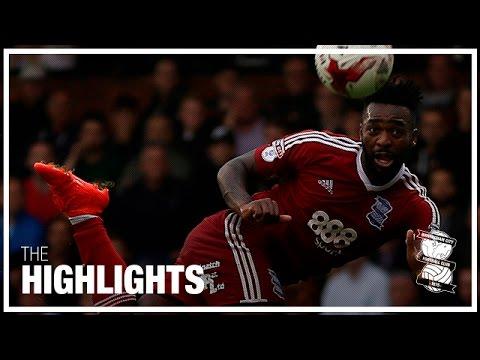 Fulham 0-1 Birmingham City | Championship Highlights 2016/17
