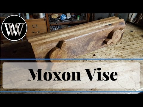 How To Make A Moxon Vise – Traditional Workbench Woodworking Project