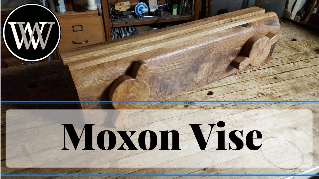 How To Make A Moxon Vise Traditional Workbench Woodworking Project