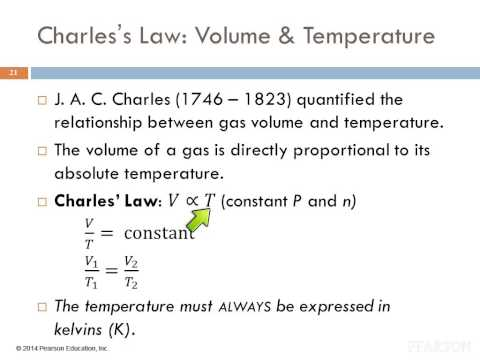 1A 5.3 part 1 The Simple Gas Laws: Boyle & Charles