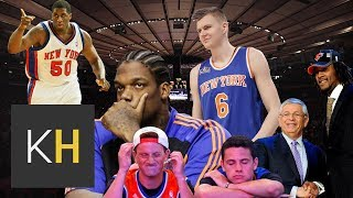 The saddest moments in New York Knicks draft history