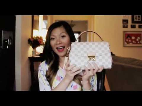 Louis Vuitton Croisette Review | What's in My Bag?