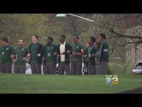 Parents, Students Protest Firing Of Camden Catholic High School Football Coach