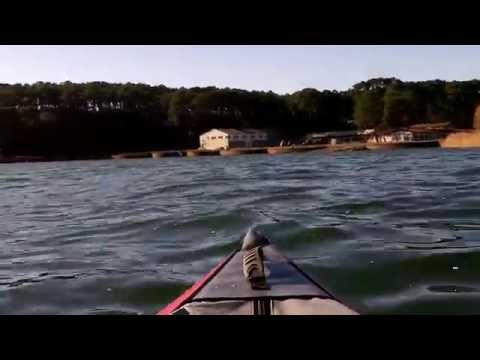 Sortie en Canoë kayak sur l