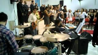 Coral Kemuel - Faça morada - Festividade da Mocidade Minist. de Santos na igreja de vila Nova thumbnail