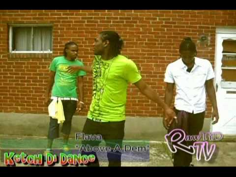 "Ketch Di Dance Feat. Pelpa - ""3-60/Nuh Behavia"""