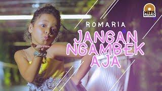 Romaria - Jangan Ngambek Aja [Official Music Video]
