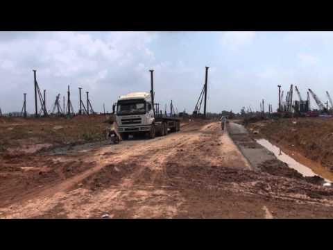 Khu công nghiệp Sam Sung An Bình   Thái Nguyên