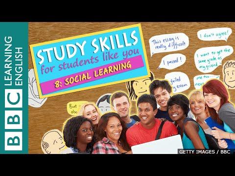 Study Skills – Social learning