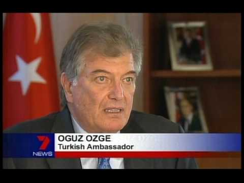 Turkish Government opposes Assyrian Genocide Monument in Sydney