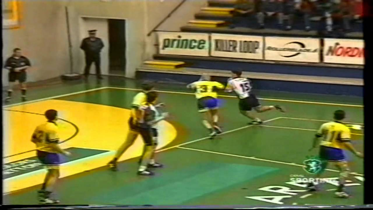 Andebol :: 19J :: Francisco de Holanda - 17 x Sporting - 26 de 1998/1999 - 1 Fase