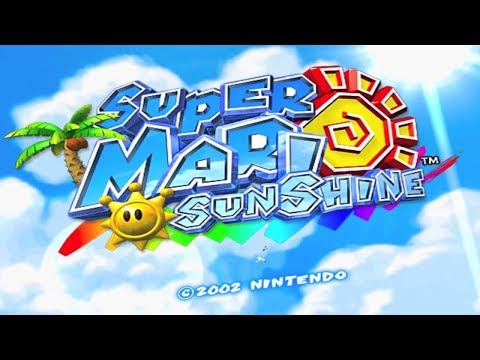 Super Mario Sunshine: The Ongoing Journey to 100% Finale