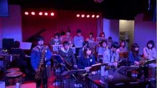 Lester Left Town / MUSSOC Jazz Orchestra