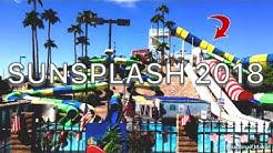 SUNSPLASH 2018!!! *all rides*