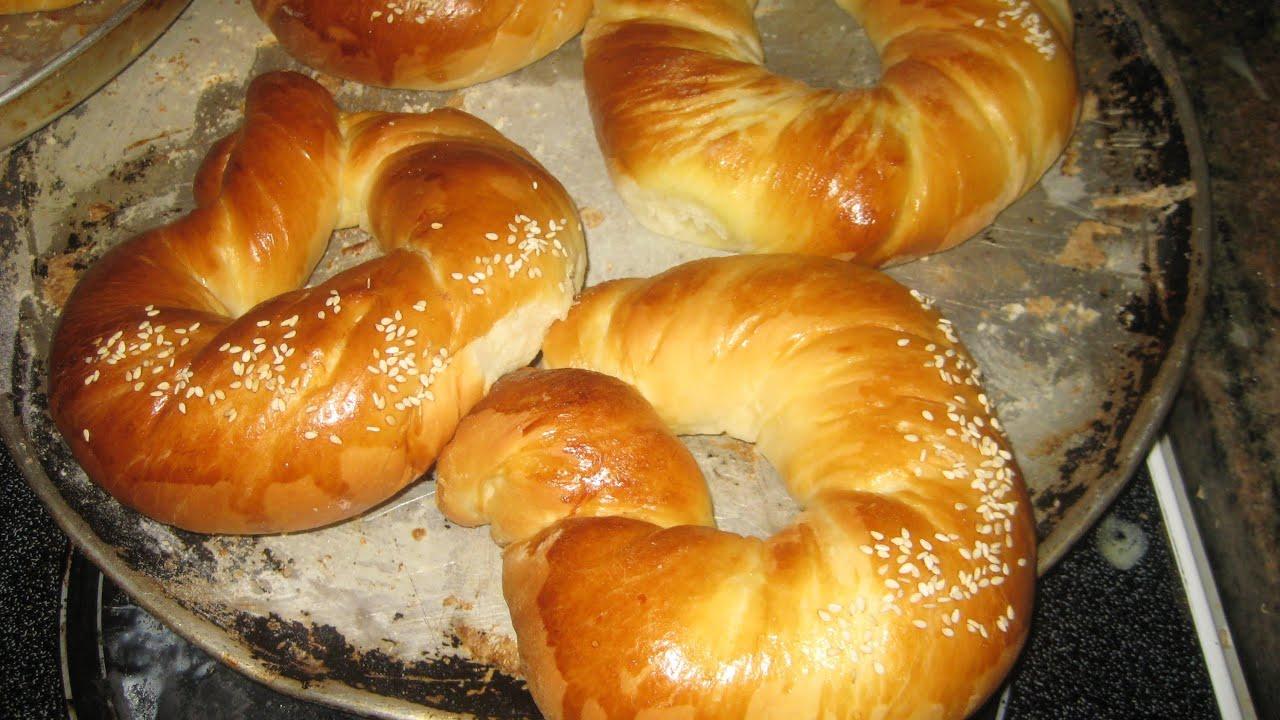 Brioches inspir es par recette turque a ma youtube for Cuisine turque