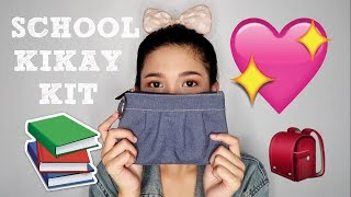 Baixar What's In My SCHOOL KIKAY KIT? (Philippines) | Tyra C.