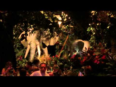 Rainforest Cafe Menlo Park Mall, Edison, NJ - August 8, 2015 (1 Year Later)
