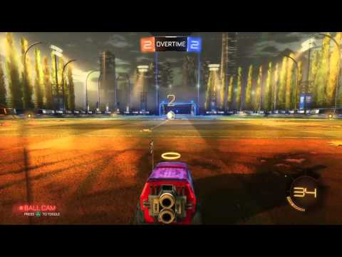 Playing Like Crap: A Rocket League Story