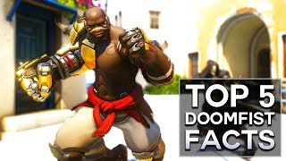 Overwatch - Top 5 Doomfist Facts