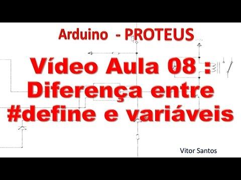 Diretiva #define - Arduino Minicurso #08