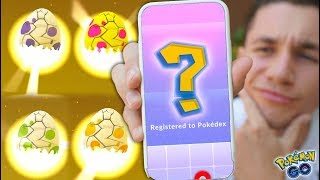 WHICH EGG IS THE BEST TO HATCH IN POKÉMON GO?