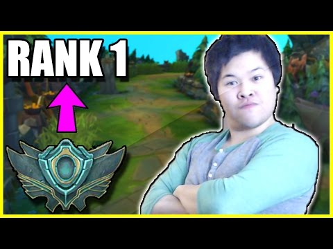 PLAYING AGAINST A DIAMOND IN RANKED?!!! INSANE MATCHMAKING - League of Legends