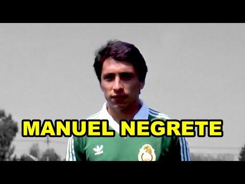 Manuel Negrete ● Golazos Increibles ● Homenaje