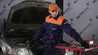 Come sostituire Kit riparazione pinza freno VW PASSAT Variant (3B5) - tutorial