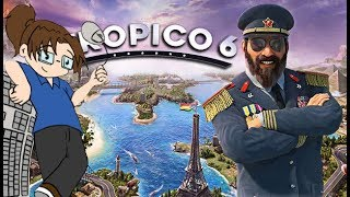 Tropico 6 -- Agri-Tourism! -- Ep 1