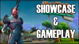 [Fortnite] Flytrap Skin - Showcase & Gameplay!
