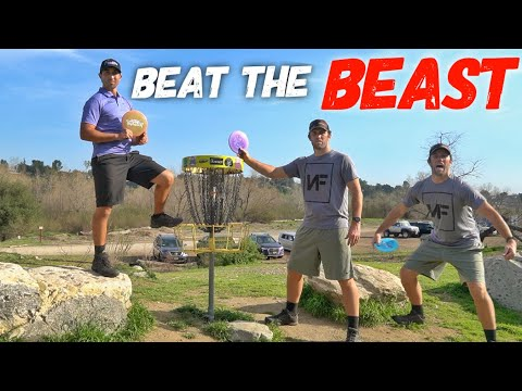 2 Brodie Smith's Vs. Paul McBeth | Beat The Beast At Oak Grove