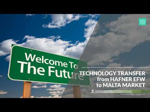 Malta Waste to Energy TechnologieTransferConcept
