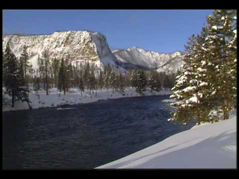 Winter in Yellowstone Music Video - Yellowstone National Park DVD