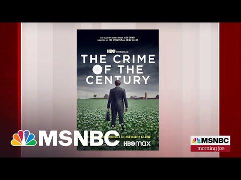 'Crime of the Century' Traces Origins Of The Opioid Epidemic   Morning Joe   MSNBC
