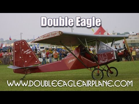 Double Eagle, Leonard Milholland's Double Eagle experimental aircraft kit.