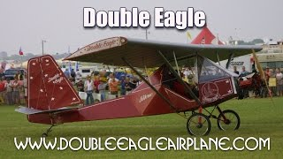 Double Eagle, Leonard Milholland's Double Eagle Experimental Aircraft Kit.