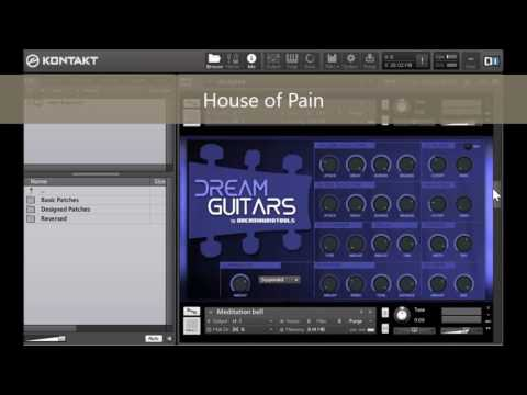Dream Guitars - Selected patches walktrough