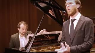 Stefan Kennedy sings 'Rome is now ruled...' from Britten's The Rape of Lucretia