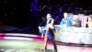 Strictly live tour - Craig does Gangnam Style! [Leeds, 02/02/17]