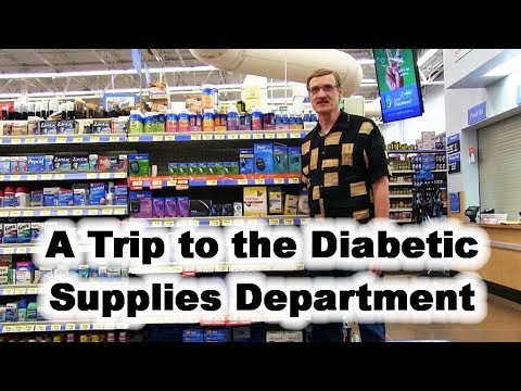An Overview of the Diabetes supplies department